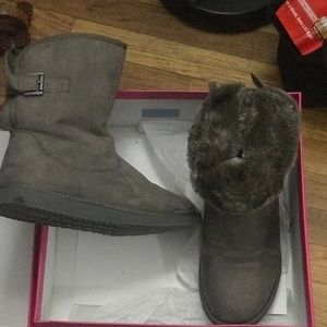Gap Grey Boots